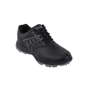 Confidence Golf V3 Leather Golf Shoes Black/Black