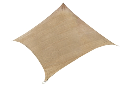 Palm Springs 18' Square Sail Shade