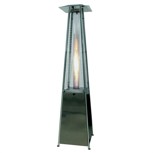 palm springs pyramid patio heater golf