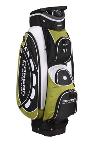 Forgan PRO ll 14 Full-Length Dividers Cart Bag