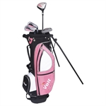 Voit Golf XP Girls Ages 4-7 Junior Golf Set