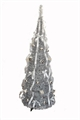 Homegear 5ft Decorated Christmas Tree - Silver
