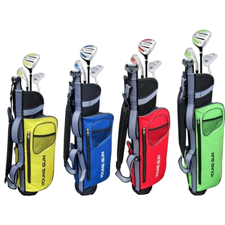 Young Gun SGS Junior EAGLE Golf Set