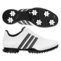 Adidas Womens Driver May Golf Shoes White/Black