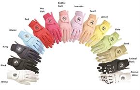 HJ Ladies Fashion Gripper Golf Glove