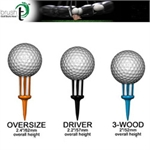 BRUSH TEES 3 SET - Improve Your Game!