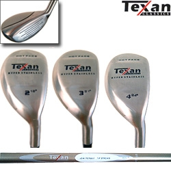 Texan Classics LADY HYBRID IRON SET 2-3-4