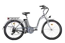 Cyclamatic GTE Step-Through Electric Bike