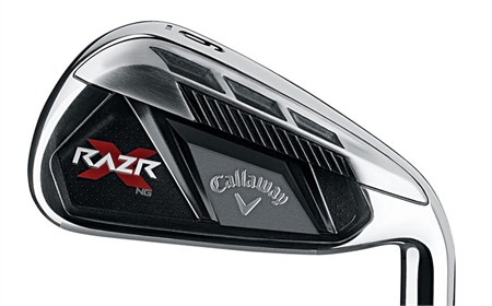 Callaway RAZR X NG AW Wedge MRH - Steel Shaft