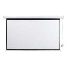 """Homegear 120"""" HD Motorized 16:9 Projector Screen"""
