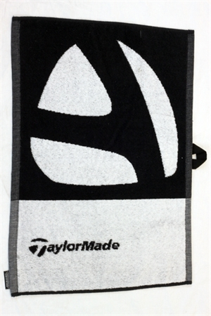 TaylorMade 19x37 Woven Terry Golf PRO Cart Towel
