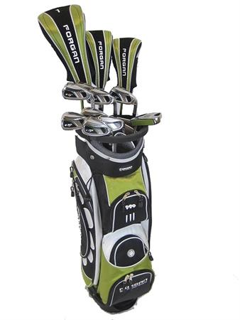Forgan F150 Premium Men's Package Set & Bag