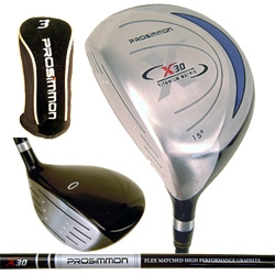 PROSiMMON LEFTY X30 Fairway Wood w/GRAPHITE SHAFT