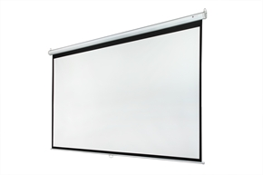 "Homegear 120"" Manual 16:9 Projector Screen"