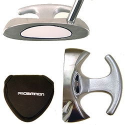 PROSIMMON Icon 3 Putter with headcover