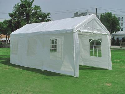 10' x 20' HEAVY DUTY White Party Tent Gazebo 002