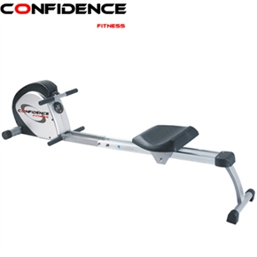 Confidence Space Saver Pulley Rowing Machine