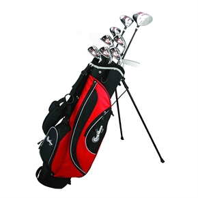 Confidence ESP Golf Clubs Set + Bag Graphite Steel