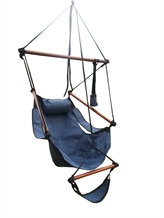Palm Springs Sky Air Chair Hammock w/ Pillow
