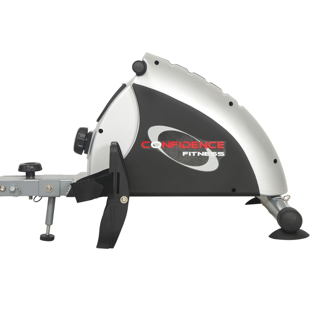 confidence fitness folding magnetic resistance rowing machine