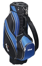 Voit Golf Staff Bag Blue & Black