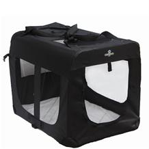 Confidence Pet Portable Folding Soft Dog Crate - M