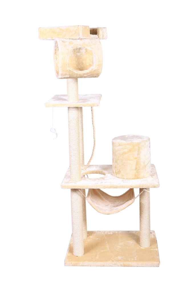 Confidence-Pet-62-034-Superior-Cat-Tree-Scratching-Post-Scratcher-Kitten-Condo-Bed