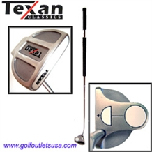 Texan Classics White Ball BELLY Putter