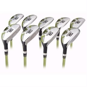 Forgan F3i Hybrid Iron Set 3-SW w/headcovers