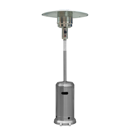 Palm Springs Stainless Steel Gas Patio Heater