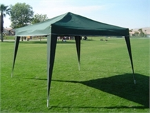 OPEN BOX 10 x 10 EZ POP UP Canopy NO SIDEWALLS