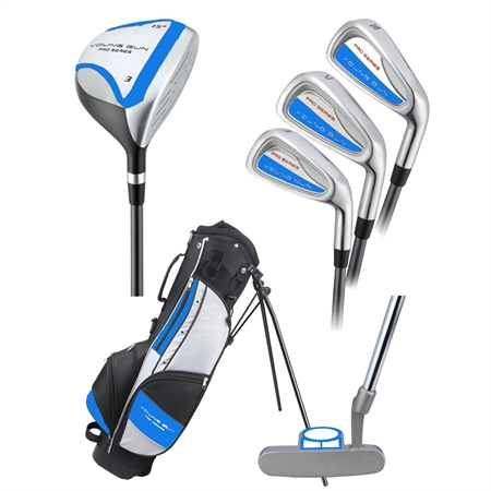 Young Gun PRO BLUE Junior Set