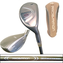 PROSiMMON Icon Lady Hybrid Rescue Iron