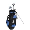 CONFIDENCE Junior Tour Golf Club Set w/Stand bag
