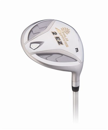 Palms Springs SS 2EZ Nano-Plated Lady Fairway Wood