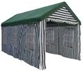 10' x 20' Polyester Heavy Duty Striped Gazebo 004