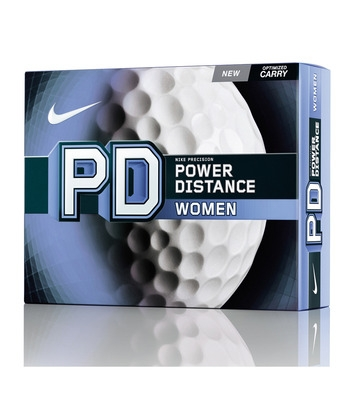 Nike Womens Power Distance 12 Pack White