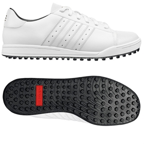 Adidas Men's Adicross Golf Shoes WHITE