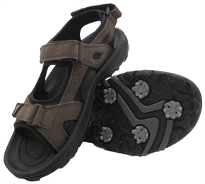 Palm Springs Mens Premium Golf Sandals