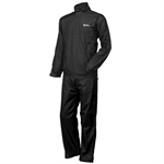 Confidence Golf Mens Waterproof Rainsuit Black