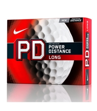 Nike Power Distance 8 Long - 12 Pack White