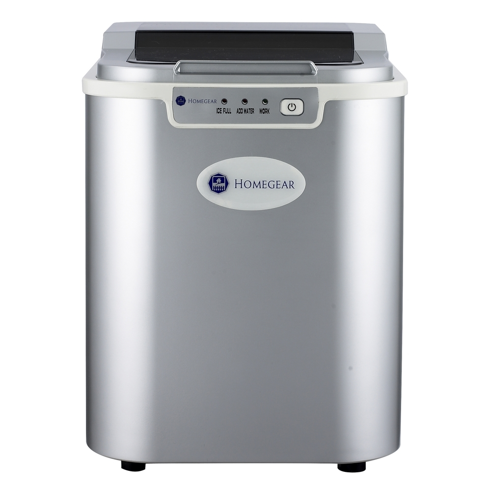 Countertop Ice Maker Price : ... Countertop Ice Cube Maker / Machine - Produces upto 26lbs Ice A Day