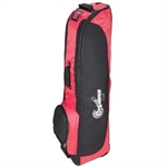 Confidence Golf Travel Cover -  Red/Black