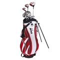 Voit Golf V7 Graphite/Steel Golf Set & Stand Bag