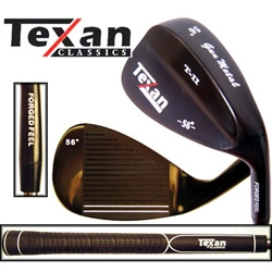 Texan Classics GUN METAL 56 SAND WEDGE