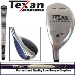 Texan Classics LEFTY HOT FACE HYBRID 3 LOFTS