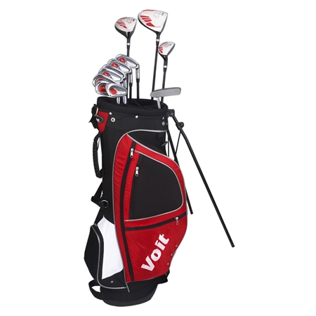 Voit Golf XP LEFTY Graphite/Steel Golf Set & Bag