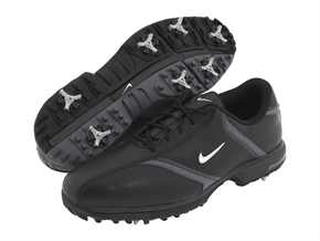 Nike Mens 2011 Heritage BLACK Golf Shoes