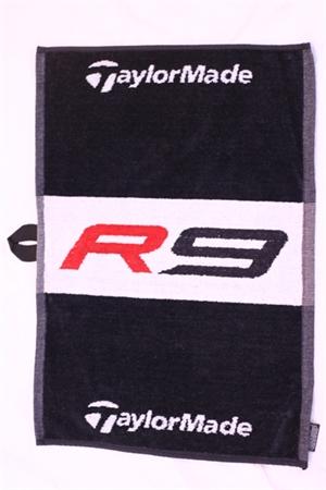 TaylorMade R9 16x24 Woven Velour Golf Cart Towel
