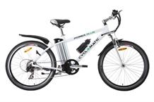 Cyclamatic Power Plus Electric Bike - White